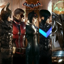 Batman: Arkham Knight - Pacchetto sfida combattente del crimine n. 2 per PlayStation 4