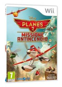 Disney Planes 2: Missione Antincendio per Nintendo Wii