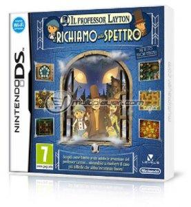 Il Professor Layton e il Richiamo dello Spettro per Nintendo DS