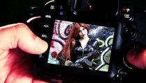 Iris Harley Quinn Cosplay - Vedova Nera