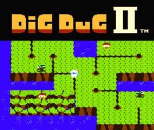 Dig Dug II per Nintendo Wii U