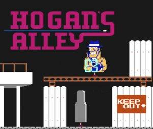 Hogan's Alley per Nintendo Wii U