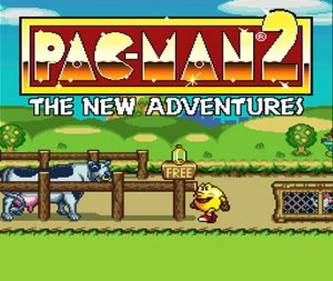 Pac-Man 2: The New Adventures per Nintendo Wii U