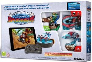 Skylanders SuperChargers per iPad