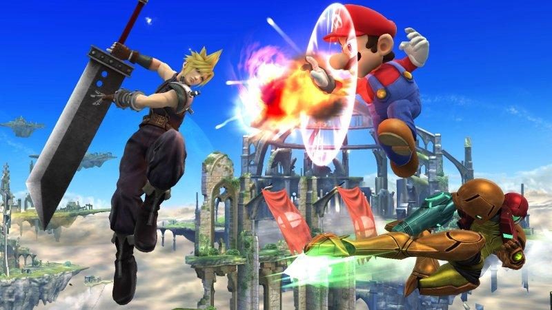 Un altro aggiornamento rilasciato per Super Smash Bros.