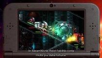 SteamWorld Heist - Trailer della versione Nintendo 3DS