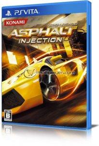 Asphalt: Injection  per PlayStation Vita