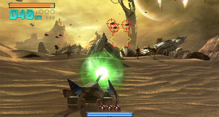 Star Fox Zero - Il teaser di gameplay 'Spiders'