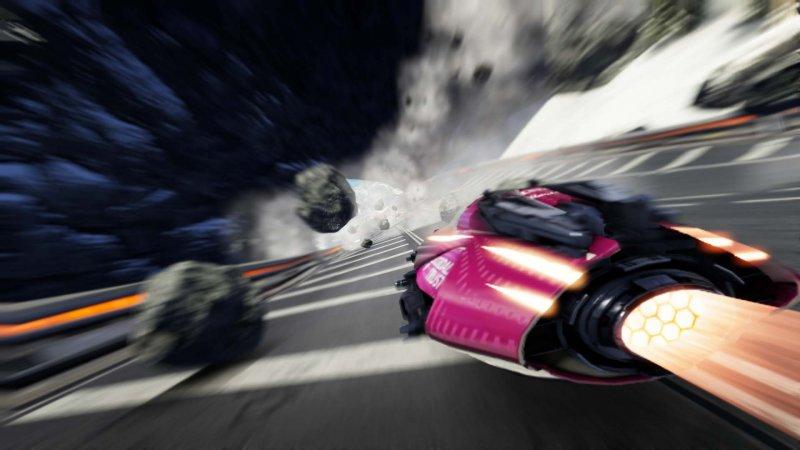 Un'edizione fisica per Fast Racing NEO