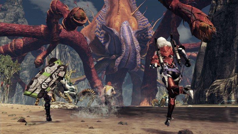 Monolith Soft è interessata a portare Xenoblade Chronicles X su Switch