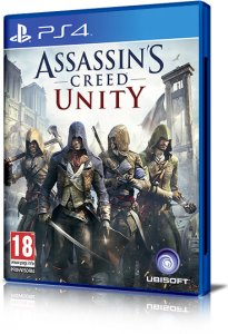 Assassin's Creed Unity per PlayStation 4