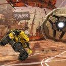 Disponibile da oggi il DLC Chaos Run per Rocket League