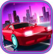 Neon Drive per iPhone