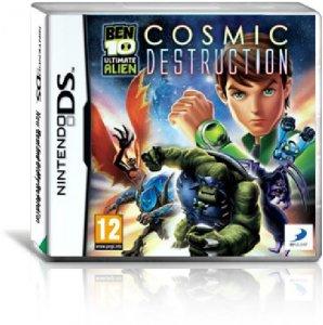 Ben 10: Ultimate Alien - Cosmic Destruction per Nintendo DS