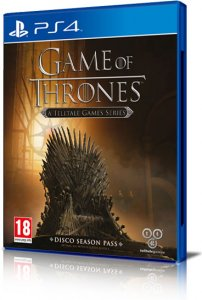 Game of Thrones: A Telltale Games Series - Stagione 1 per PlayStation 4