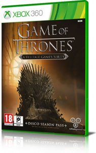 Game of Thrones: A Telltale Games Series - Stagione 1 per Xbox 360