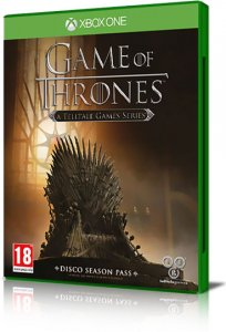 Game of Thrones: A Telltale Games Series - Stagione 1 per Xbox One