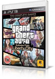 Grand Theft Auto: Episodes from Liberty City per PlayStation 3