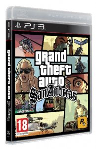 Grand Theft Auto: San Andreas per PlayStation 3