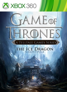 Game of Thrones - Episode 6: The Ice Dragon per Xbox 360