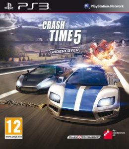 Crash Time 5: Undercover per PlayStation 3