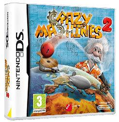 Crazy Machines 2 per Nintendo DS