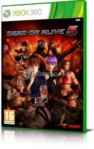 Dead Or Alive 5 per Xbox 360