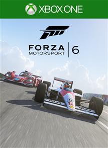 Forza Motorsport 6 - eBay Motors Car Pack per Xbox One