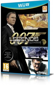 007 Legends per Nintendo Wii U