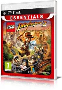 LEGO Indiana Jones 2: L'Avventura Continua per PlayStation 3