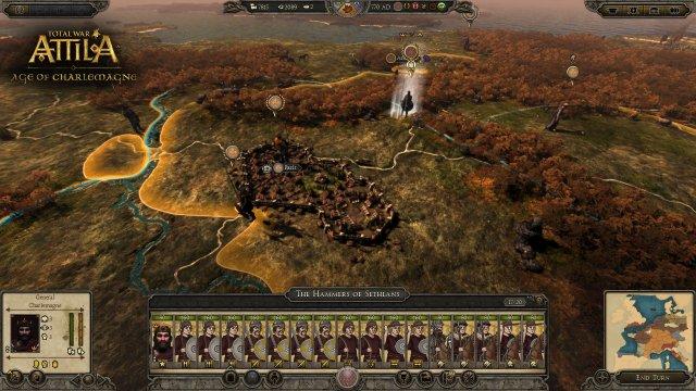 Total War: Attila - L'Era di Carlo Magno