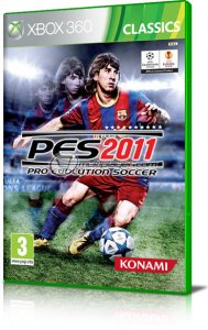 Pro Evolution Soccer 2011 (PES 2011) per Xbox 360
