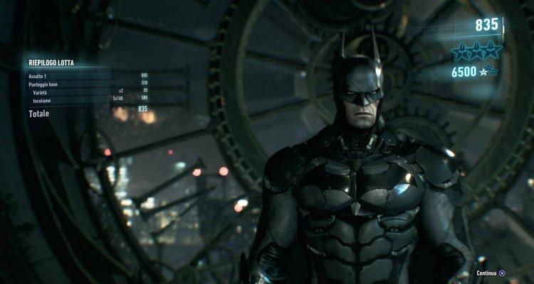 Trafugate informazioni su Batman Arkham: Insurgency, il nuovo capitolo della serie