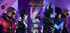 Batman: Arkham Knight - Pacchetto sfida combattente del crimine n. 4 per PC Windows