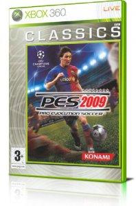Pro Evolution Soccer 2009 per Xbox 360