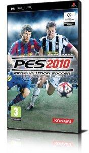 Pro Evolution Soccer 2010 (PES 2010) per PlayStation Portable