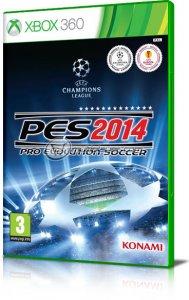 Pro Evolution Soccer 2014 per Xbox 360