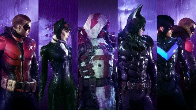 Batman: Arkham Knight - Pacchetto sfida combattente del crimine n. 4