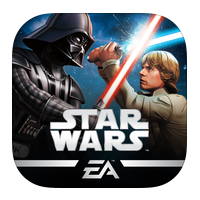 Star Wars: Galaxy of Heroes per iPhone