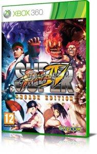 Super Street Fighter IV Arcade Edition per Xbox 360