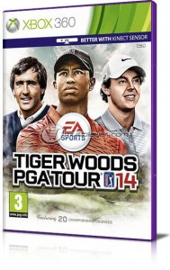 Tiger Woods PGA Tour 14 per Xbox 360