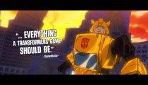 Transformers: Devastation - Trailer con le citazioni della stampa