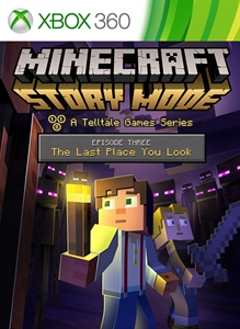 Minecraft: Story Mode - Episode 3: The Last Place You Look per Xbox 360