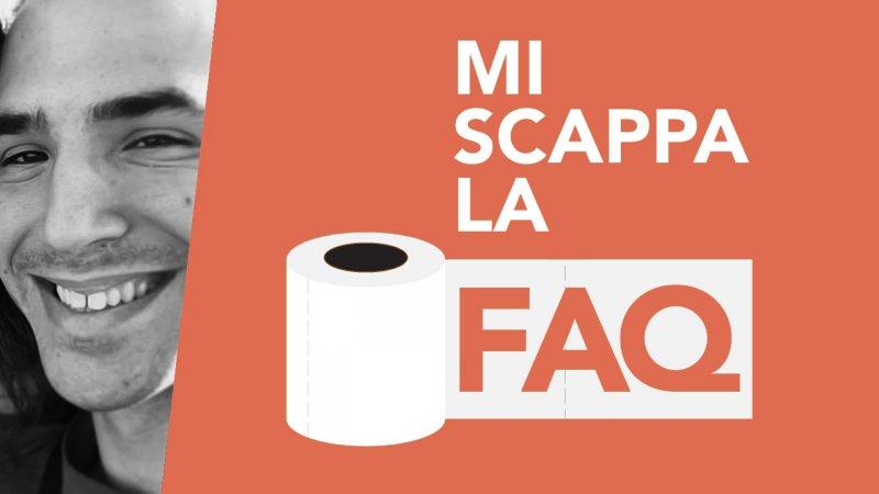 Mi scappa la FAQ con Jacopo Di Giuli