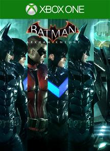 Batman: Arkham Knight - Pacchetto sfida combattente del crimine n. 3 per Xbox One