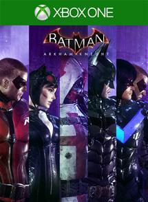 Batman: Arkham Knight - Pacchetto sfida combattente del crimine n. 4 per Xbox One