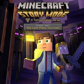 Minecraft: Story Mode - Episode 3: The Last Place You Look per PlayStation 3