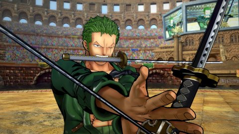 One Piece: crystalclearwave_'s Roronoa Zoro cosplay is really combative