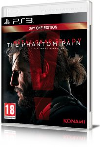Metal Gear Solid V: The Phantom Pain per PlayStation 3