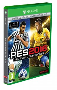 Pro Evolution Soccer 2016 (PES 2016) per Xbox One